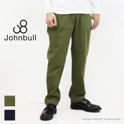 ジョンブル JOHNBULL イージーベイカーパンツ 21438 メンズ/返品・交換不可/SALE セール