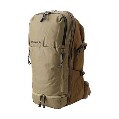 コロンビア(Columbia) ペッパーロック 33L バックパック Pepper Rock 33L Backpack オリーブブラウン PU8335 334 デイパック リュック トレッキング
