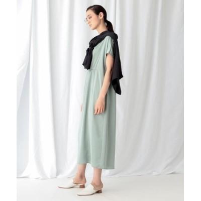 【WEB限定/マシンウォッシュ】2WAYシャツワンピース