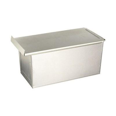 EBM Sコート 食パンケース 250×120×125 蓋付 2斤