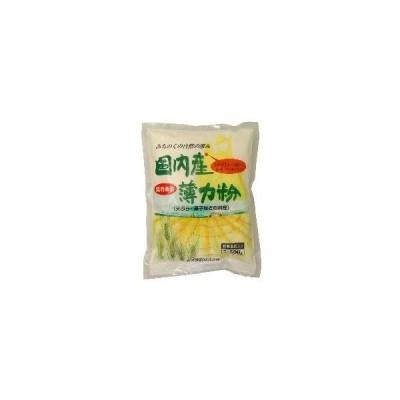 桜井食品 国内産薄力粉 500g×1袋