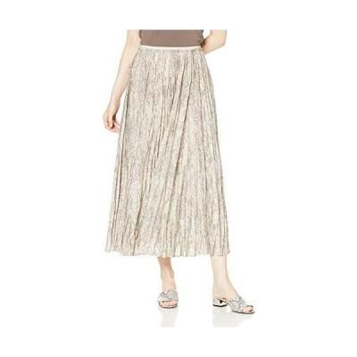 [ミラオーウェン] 透けワッシャースカート(SET UP対応) 09WFS202126 レディース MIX 日本 0 (日本サイズ7 号相当