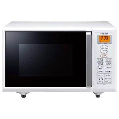 TOSHIBA(東芝) オーブンレンジ ER-T16-W ホワイト