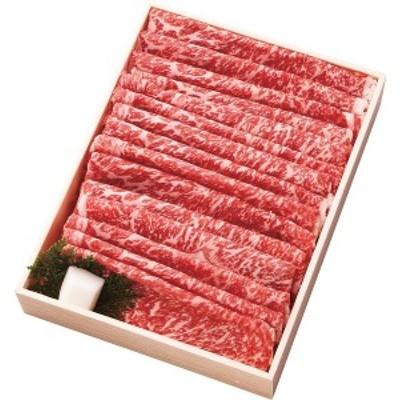 【送料無料】仙台黒毛和牛 すき焼き用ロース(1kg) 8043【代引不可】【ギフト館】