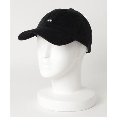 Lee / コーデュロイ ロゴキャップ WOMEN 帽子 > キャップ