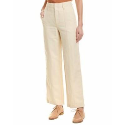Vince ヴィンス ファッション パンツ Vince Wide Leg Linen-Blend Pant