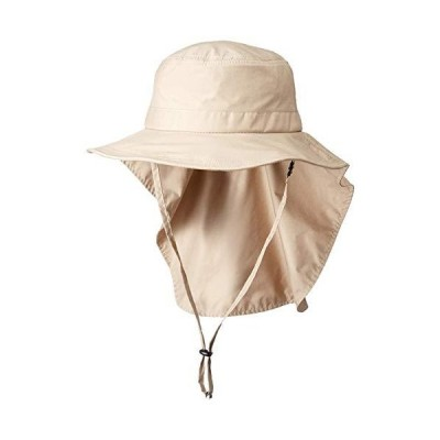 マーモット 帽子 サンブラインドスローチハット メンズ ライトベージュ 日本 M (日本サイズM相当)