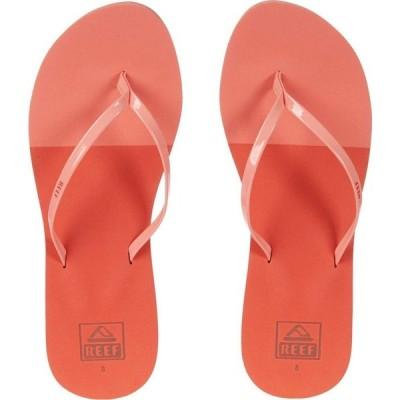 リーフ Reef レディース ビーチサンダル シューズ・靴 Bliss Toe Dip Paprika