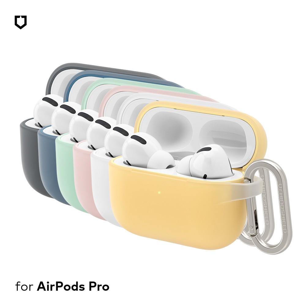 犀牛盾 適用Airpods Pro 防摔保護套(含扣環)