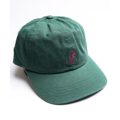 FUNALIVE / 【KANGOL】Washed Baseball ウォッシュド ベースボールキャップ WOMEN 帽子 > キャップ
