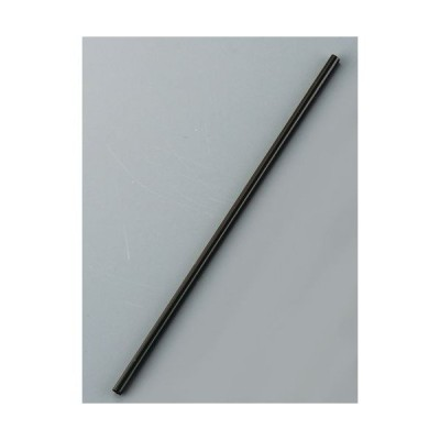 アートナップ トロピカルストロー(200本入) ブラック PMD4901