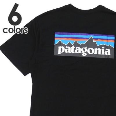 新品 パタゴニア Patagonia 21SS M's P-6 Logo Pocket Responsibili T-Shirt P-6ロゴ ポケット レスポンシビリ Tシャツ 38512 2021SS 200008429130 半袖Tシャツ
