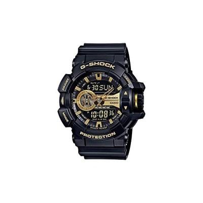[カシオ]CASIO G-SHOCK Gショック ジーショック アナデジ ゴールド×ブラック GA-400GB-1A9 腕時計 [並行輸入品]