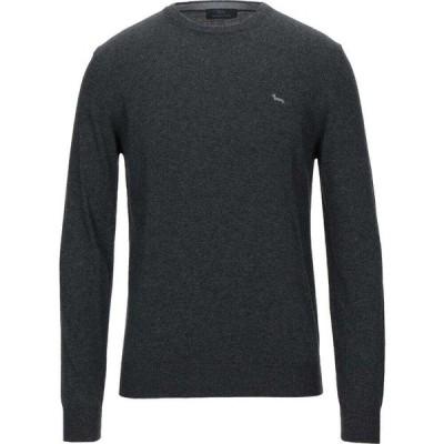 ハーモント アンド ブレイン HARMONT&BLAINE メンズ ニット・セーター トップス sweater Lead