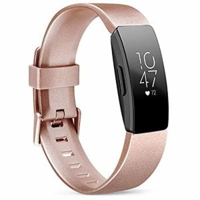 Vancle コンパチブル Fitbit Inspire/Fitbit Inspire HR バンド ベルト 交換用バンド 柔らかいシリコン スポーツバンド 調節可能 多色選