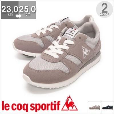 ルコックスポルティフ Le Coq Sportif e coq sportif QFM-6103 レディース スニーカー LA SEINE LA セーヌ 23 23.5 24 24.5 25 フットプレイス ギャラリー