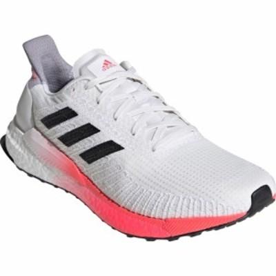 アディダス ADIDAS メンズ ランニング・ウォーキング シューズ・靴 Solarboost 19 Running Shoe Crystal White/Core Black