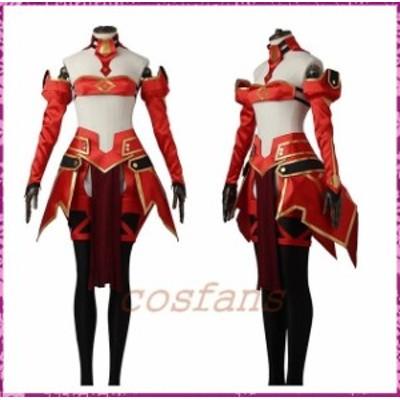 コスプレ衣装 Fate/Grand Order セイバー モードレッド
