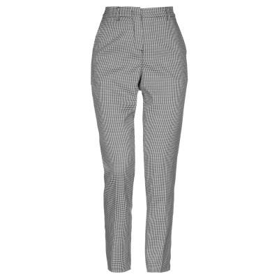 リュー ジョー LIU •JO パンツ ブラック 40 ポリエステル 64% / レーヨン 34% / ポリウレタン 2% パンツ