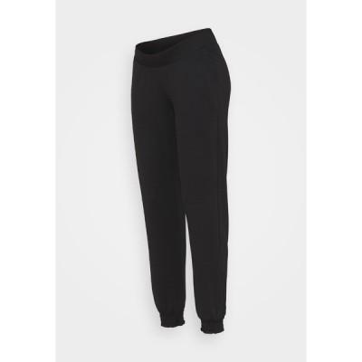 ママリシャス カジュアルパンツ レディース ボトムス MLMONIQUE PANT - Tracksuit bottoms - black
