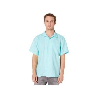 トミー バハマ Sea Glass Camp Shirt メンズ シャツ トップス Lawn Chair