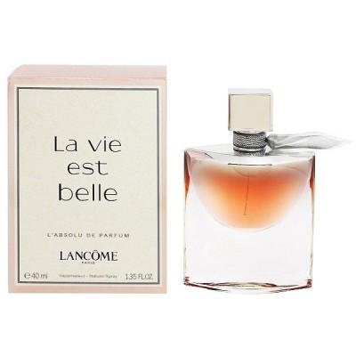 ランコム ラヴィエベル ラブソリュ オーデパルファム スプレータイプ 40ml LANCOME 香水 LA VIE EST BELLE L'ABSOLU DE PARFUM