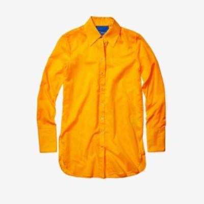 サイモンミラー Simon Miller レディース ブラウス・シャツ トップス Rowena Light Button-Down Sunset Orange