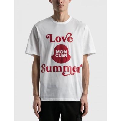モンクレール Moncler メンズ Tシャツ トップス logo t-shirt Navy