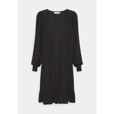 モス コペンハーゲン ワンピース レディース トップス MAREA DRESS - Day dress - black