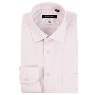 ワイドカラードレスシャツ 無地 〔EC・BASIC〕