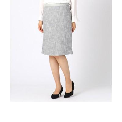 【マザーニーズ セットアップ】 ツイード スカート