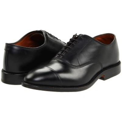 アレン エドモンズ メンズ ドレスシューズ シューズ Park Avenue Black Custom Calf