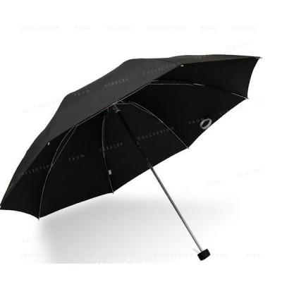 折りたたみ傘三段式直径100cm軽量300g1人用耐風撥水晴雨兼用UVカット頑丈な8本骨携帯便利なコンパクト折り畳み傘