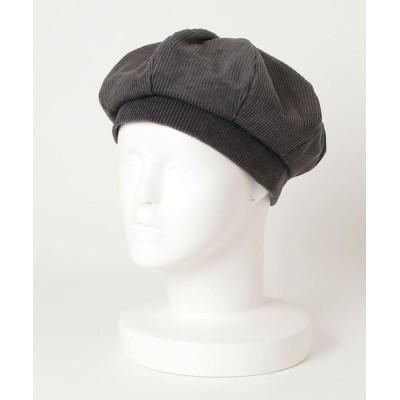 SHIPS for women / GRILLO:コーデュロイベレー WOMEN 帽子 > ニットキャップ/ビーニー