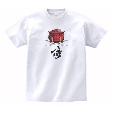 侍 デザイン・アート Tシャツ