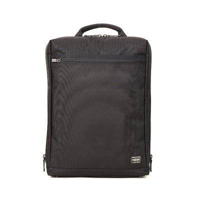 【カバンのセレクション】 吉田カバン ポーター ステージ ビジネスリュック メンズ A4 B4 PORTER 620-07597 ユニセックス ブラック フリー Bag&Luggage SELECTION