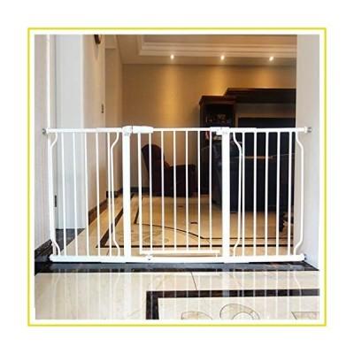 送料無料 ゲート Baby Gate Extending Metal Safety Gate for Doors and Stairs Pressure Fit, No Drilling, Auto Close Pet Gate Stairs Baby