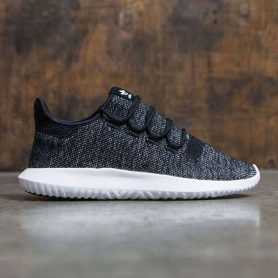 アディダス Adidas メンズ スニーカー シューズ・靴 Tubular Shadow Knit black/vinwhite