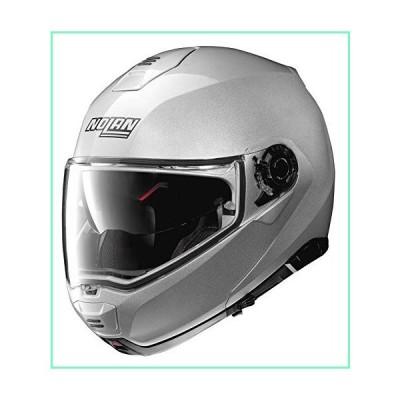 Nolan N100-5 Solid Helmet Platinum Silver (Silver, Medium)【並行輸入品】