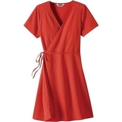マウンテンカーキス レディース ワンピース トップス Mountain Khakis Women's Mountain Rose Wrap Dress