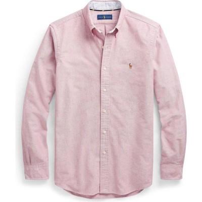 ラルフ ローレン Polo Ralph Lauren メンズ シャツ ワイシャツ トップス Oxford Shirt New Rose