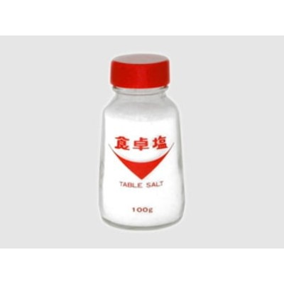 塩事業センター 食卓塩 100g x 10