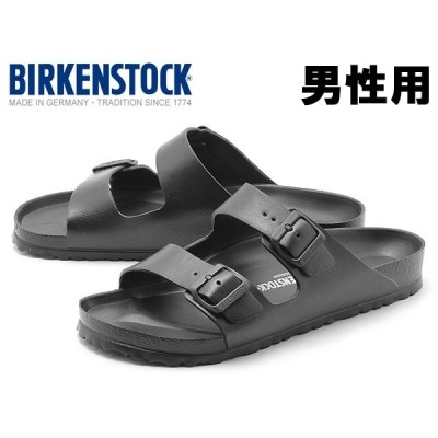 訳あり品 ビルケンシュトック アリゾナ EVA 26.5cm 41  ブラック 129421 男性用 BIRKENSTOCK ARIZONA EVA (b1839)