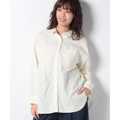 【グリーンパークス】レギュラー前あきシャツ