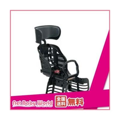 ヘッドレスト付 後用 子供乗せ 5点式ベルト RBC-007DX3 ブラック ( 1台 )/ OGK ( のりもの 自転車用チャイルドシート )