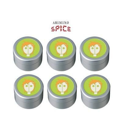 アリミノ スパイスクリーム ハードワックス 100g 6個セット 送料無料