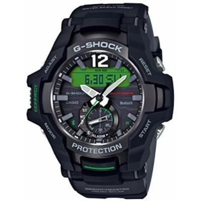 [カシオ] 腕時計 ジーショック GRAVITYMASTER Bluetooth 搭載 ソーラー GR-(中古品)