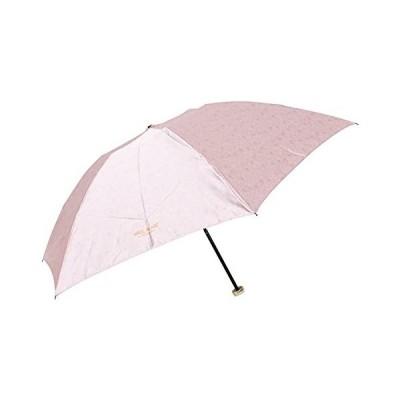 PAUL&JOE(ポール&ジョー) ポールアンドジョー 折りたたみ傘 軽量 折り畳み 21-113-10595 ペールピンク