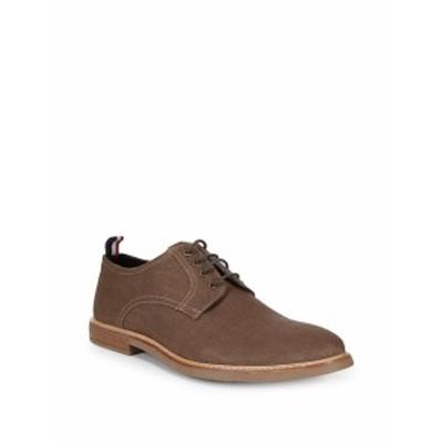 ベンシャーマン メンズ シューズ オックスフォード 革靴 Brent Fabric Dress Shoes