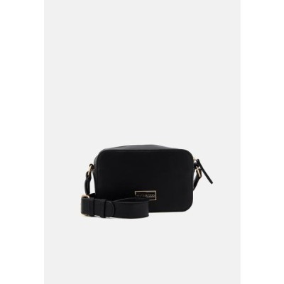 レディース ショルダーバッグ Across body bag - black